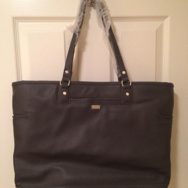 New With Plastic Covers Still On Jewell By 31 Bags Fashion Editor Retails For 118 In Charcoal