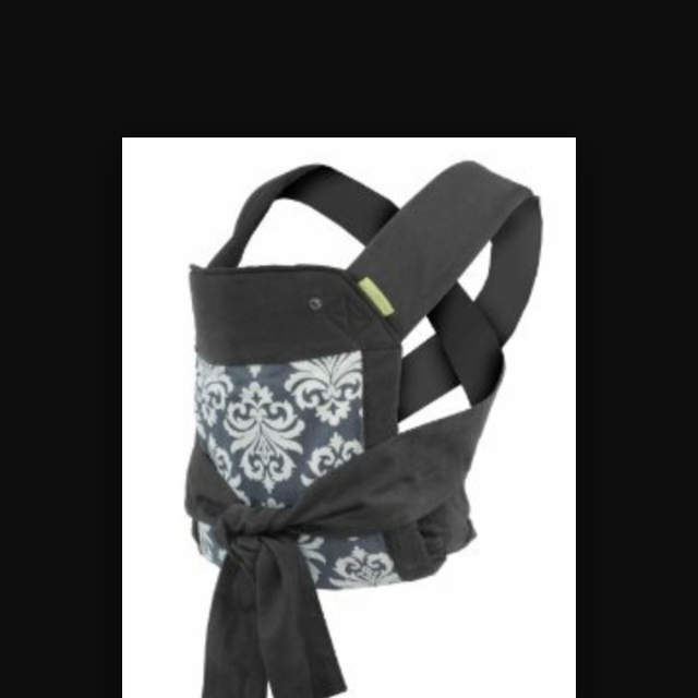 infantino carrier instructions video