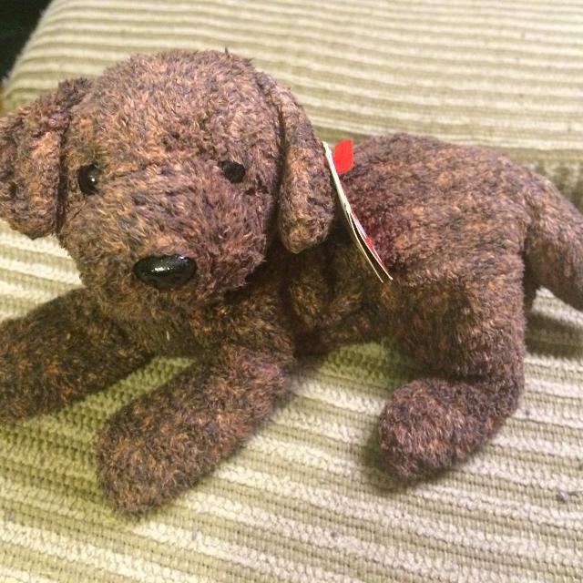 d4a165c3695 Find more Fetcher Ty Beanie Baby Animal for sale at up to 90% off