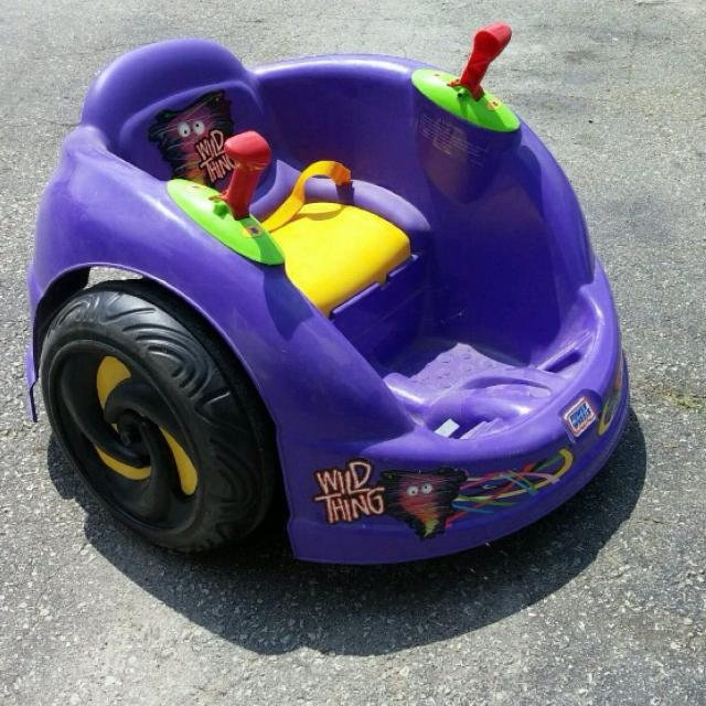 Power wheels wild thing Tornado $50