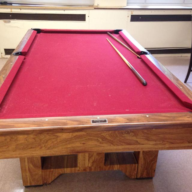 Find More Slate Brighton By Brunswick Pool Table For Sale Pick Up - Westwood pool table