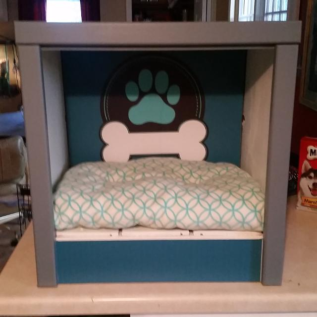 Find more handmade refurbished nightstand dog bed one of for One of a kind beds