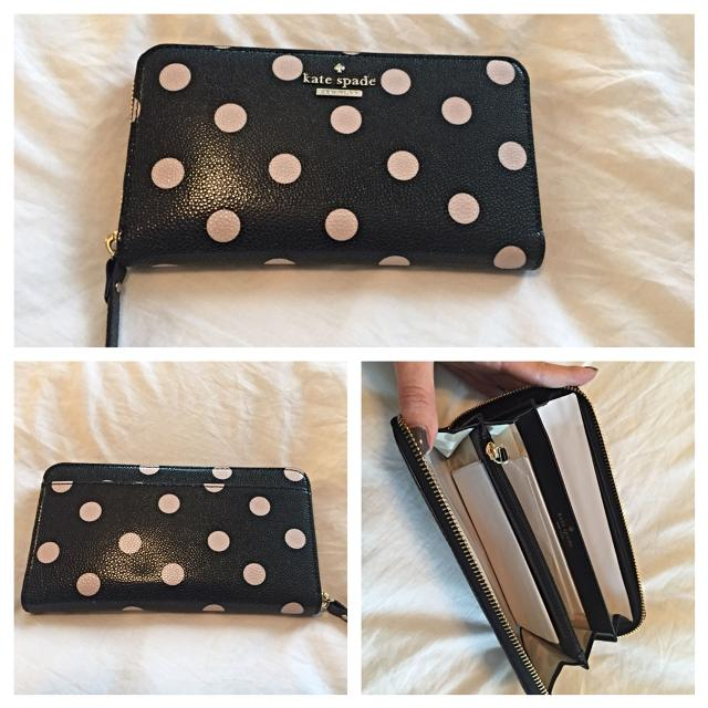 29c56f5b37e0c Best Kate Spade Cedar Street Dot Lacey Wallet--nwt--reduced for sale in  Ashland City