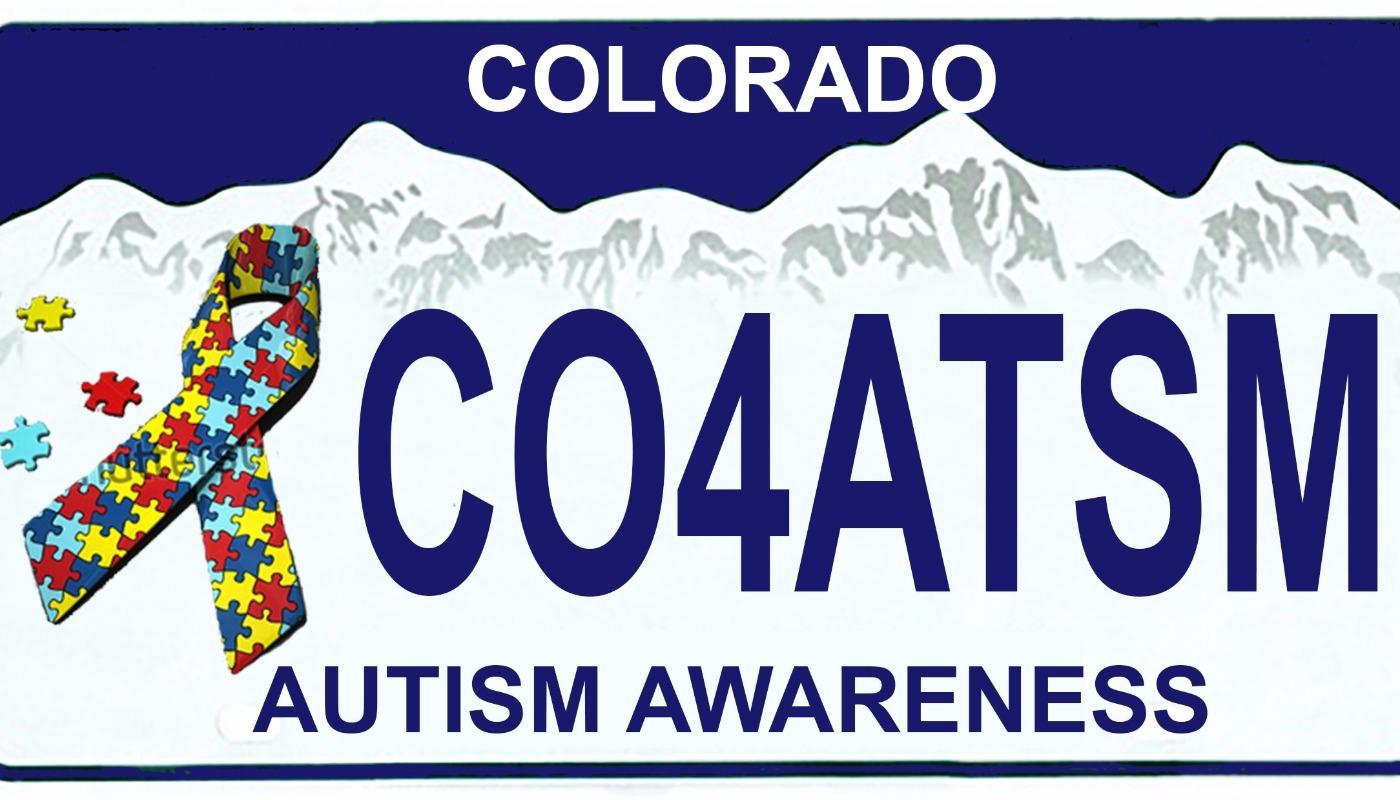 Autism License Plate - Best Plate 2018