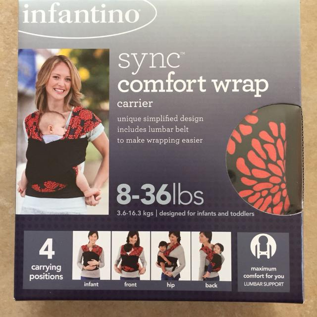 Find More Infantino Sync Baby Wrap Carrier Near Walmart By