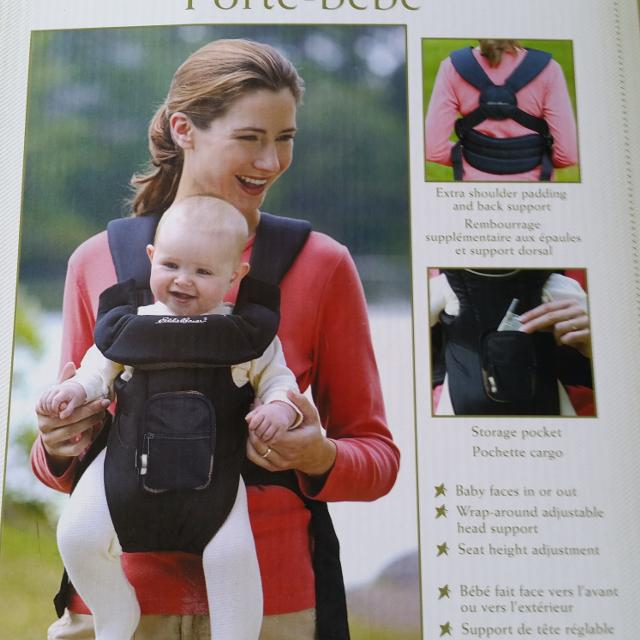 Best Eddie Bauer Baby Carrier For Baby Wearing For Sale In Oshawa