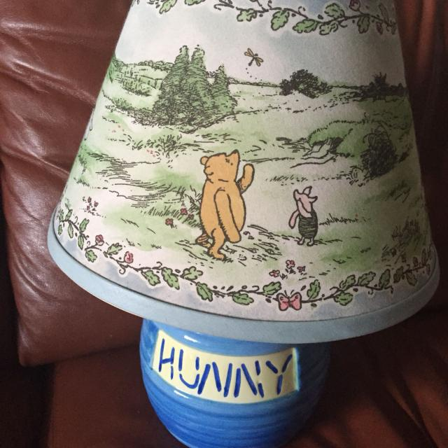 Find more winnie the pooh ceramic lamp for sale at up to 90 off winnie the pooh ceramic lamp aloadofball Images