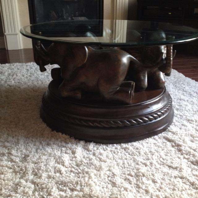 Find More Bombay Elephant Coffee Table For Sale At Up To 90 Off