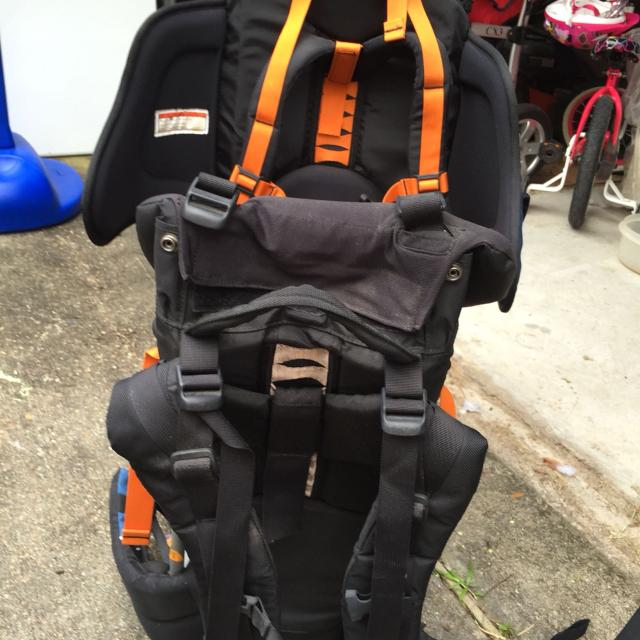 bd23422a54c Find more Rei Tagalong Hiking Child Carrier for sale at up to 90% off