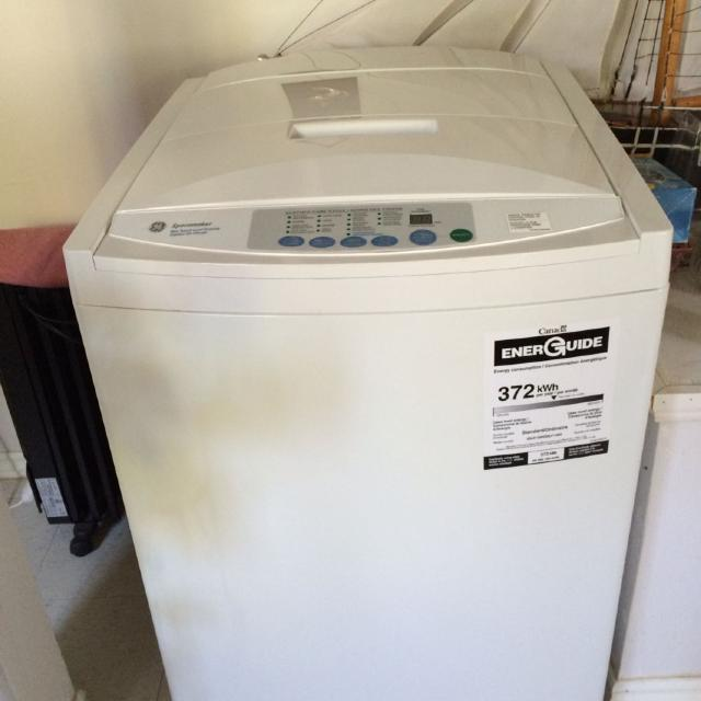 Find More Ge Spacemaker 174 2 5 Cu Ft Extra Large Capacity