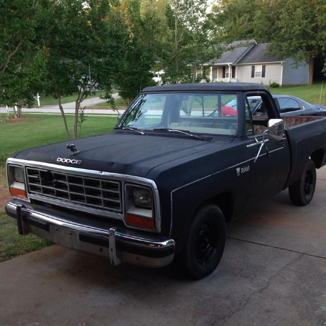 Find more 81 Dodge Ram D150 Short Bed for sale at up to 90% off