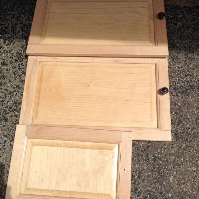 Find More Solid Maple Raised Panel Cabinet Doors Sizes 2x 15x 24