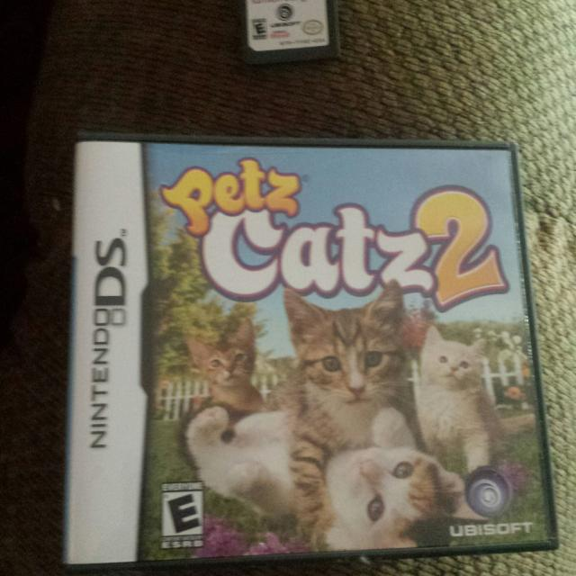 Best Ds Games Petz Catz 2 And Imagine Fashion Designer For Sale In Bloomington Indiana For 2020