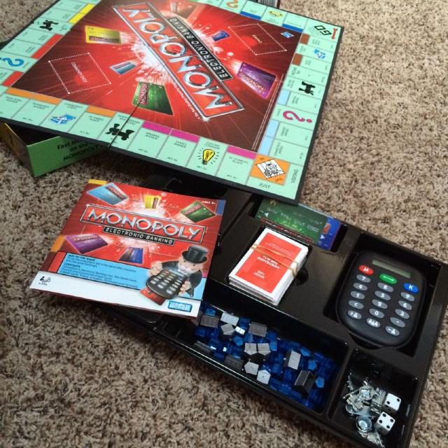 Find More Monopoly Electronic Banking For Sale At Up To 90 Off