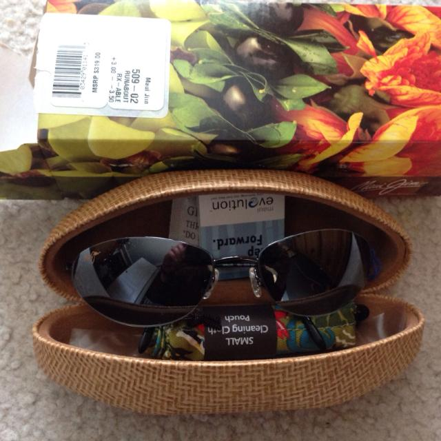 81dc5ccbb248 Best Bnib Maui Jim Runabout Sunglasses for sale in Ladner