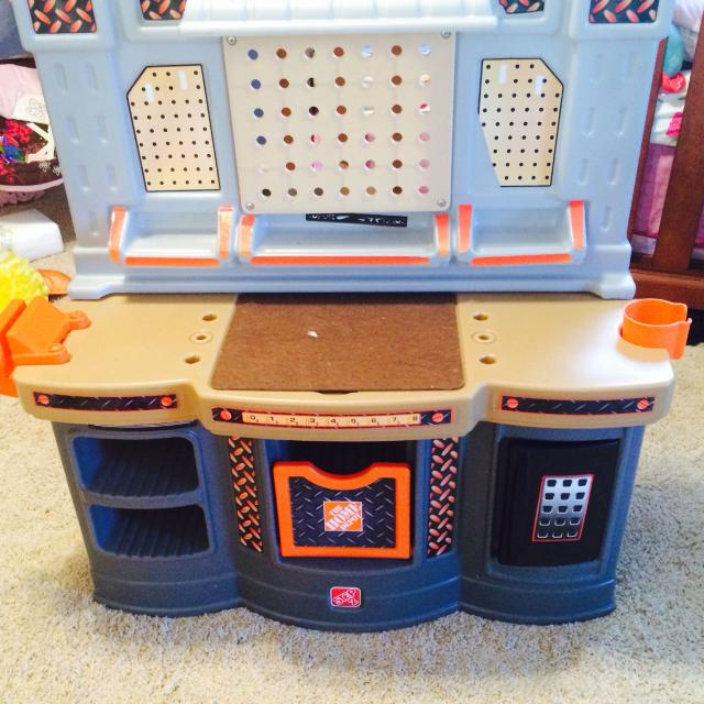 find more step 2 home depot workbench for kids for sale at up to 90% off