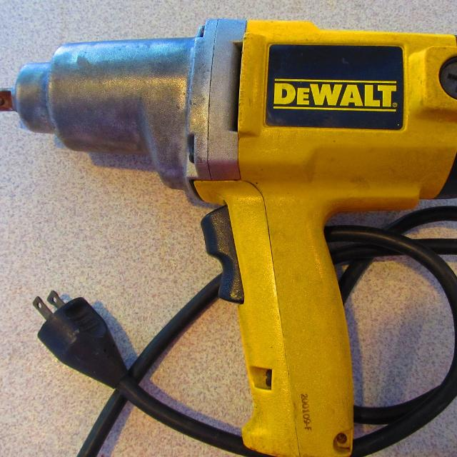 Best Dewalt Dw290 1 2 Inch Heavy Duty Electric Impact Wrench Call 305 292 4820 For In Key West Florida 2019