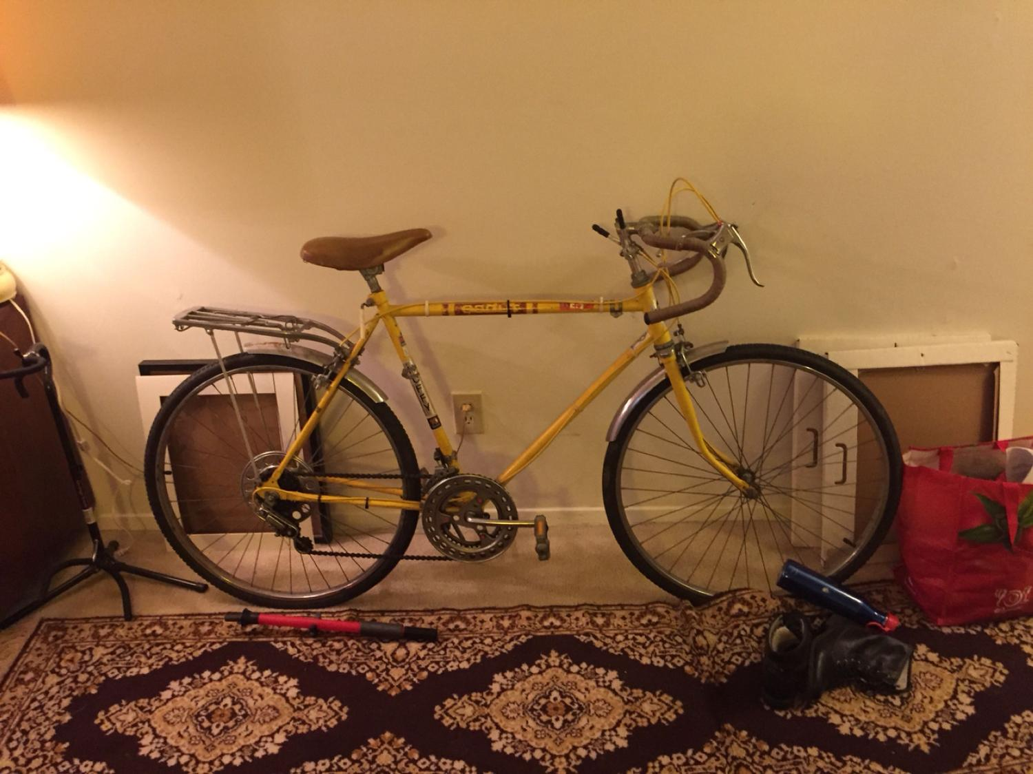 1970's Huffy Scout 10 Speed
