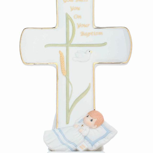 Baptism Crosses For Boys