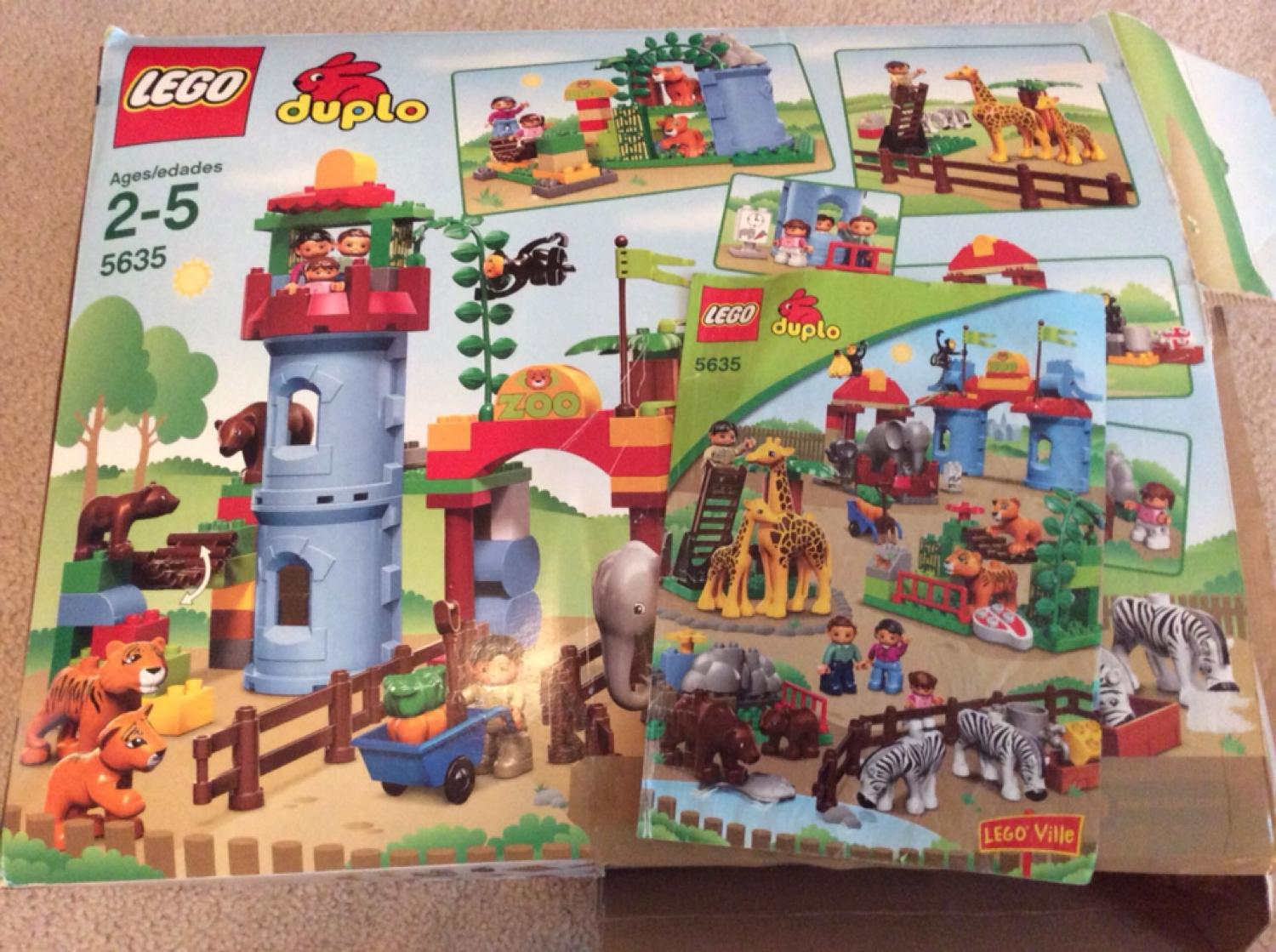 Find More Lego Duplo Set 5635 For Sale At Up To 90 Off