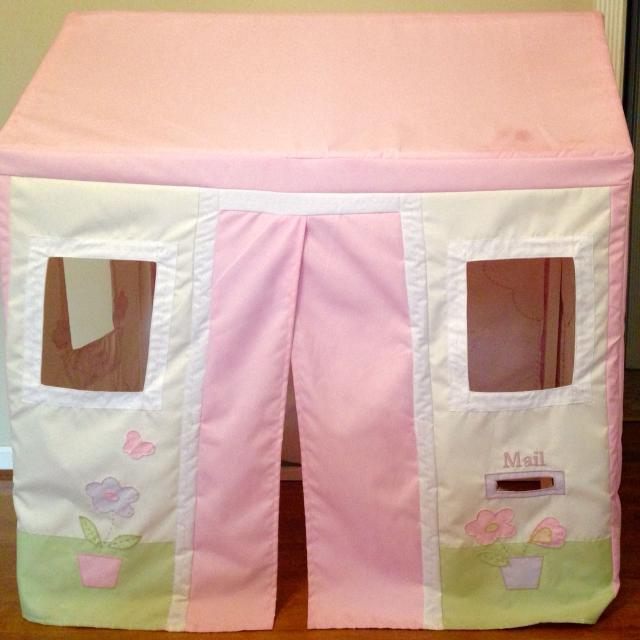Find more Pottery Barn Kids Cottage Playhouse. Excellent Condition ...
