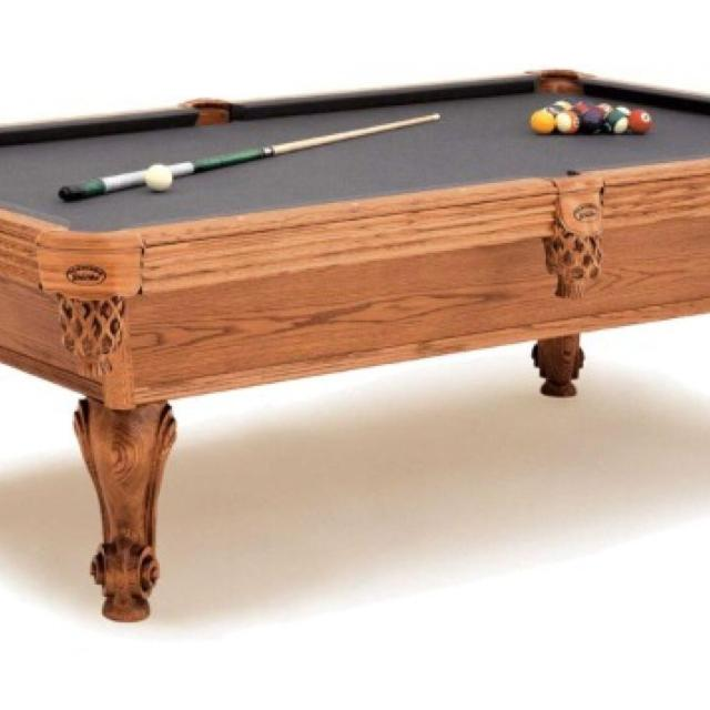 Best Olhausen Pool Table For Sale In Nashville Tennessee For - Six foot pool table