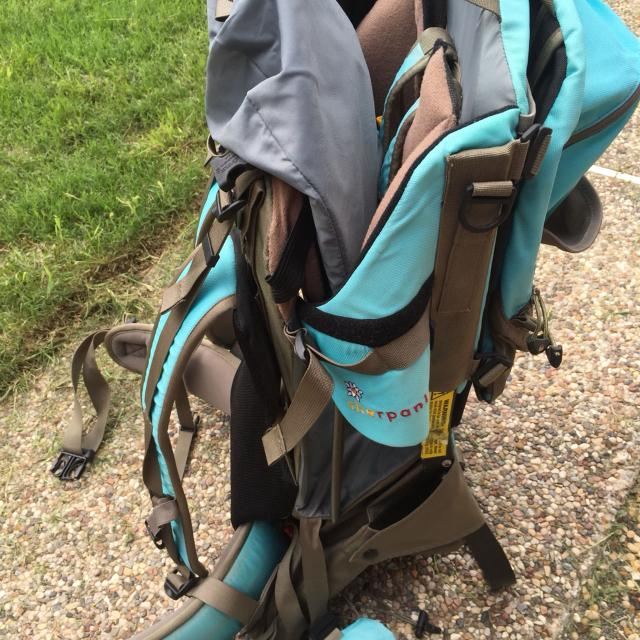 Find More Euc Sherpani Hiking Child Carrier Backpack For