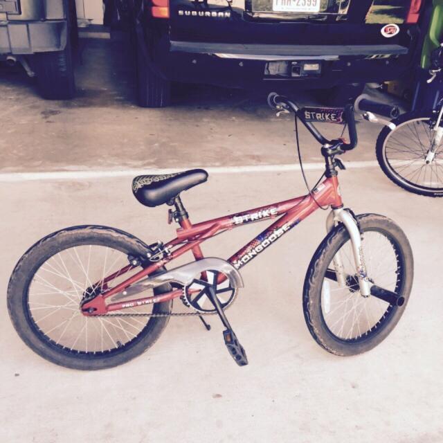 Find more 20 boys mongoose strike bmx bike currently selling for 20 boys mongoose strike bmx bike currently selling for 140 at toys r us publicscrutiny Gallery