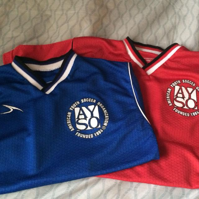 c3ae52fba36 Best Ayso Soccer Shirts Size Small for sale in Karns