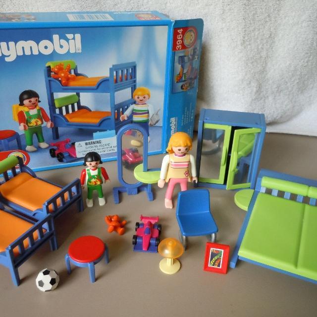 . Playmobil bedroom sets