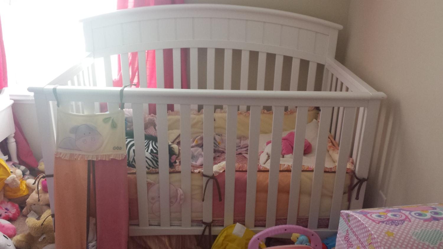 Crib for sale charleston sc - Find More Graco Charleston 4 In 1 Covetable Crib For Sale At Up To 90 Off Sumter Sc