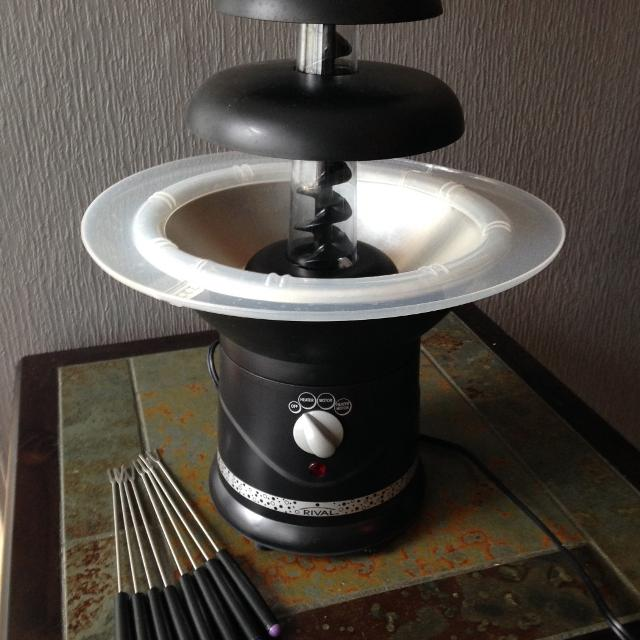 Find More Rival Chocolate Fondue Fountain For Sale At Up To 90 Off