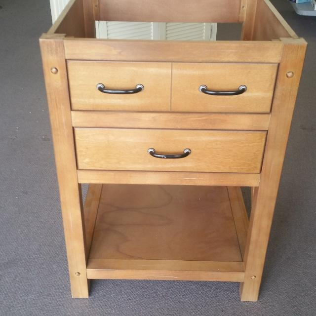 Best Foremost Avondale 24 In Vanity Cabinet Only Weathered Pine For Hohenwald Tennessee 2019