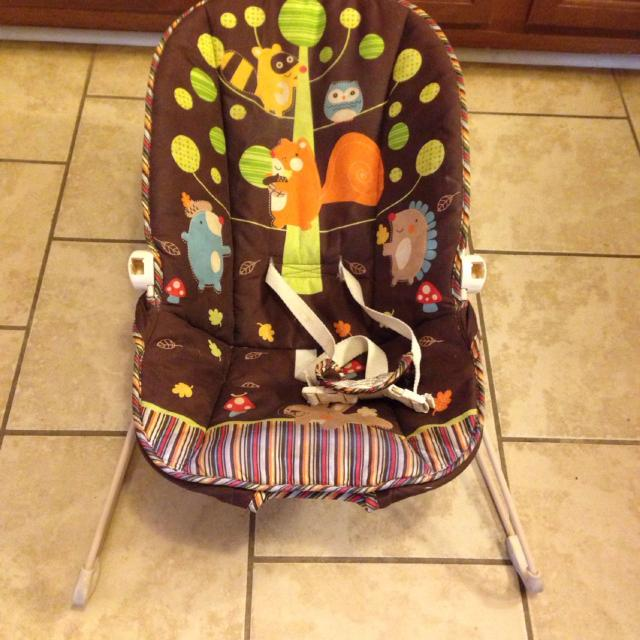 best fisher price woodland friends baby bouncer for sale in