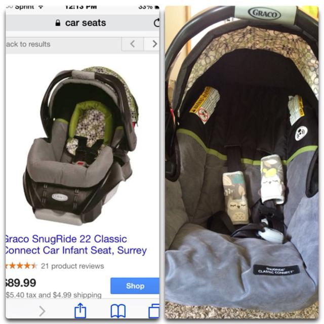 Find more Graco Infant Car Seat . Pics In Comts. Kmart Meets ...