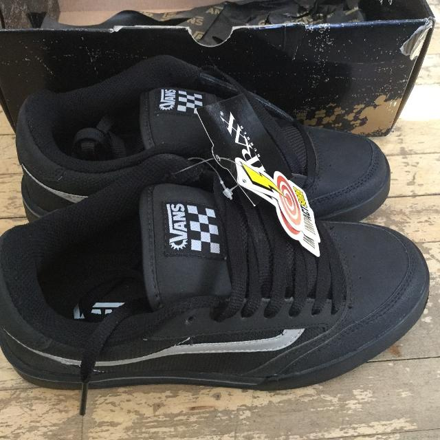 75ab4f1401cc Find more Vans Gravel Dirt Jumping mtb Shoes Size 7m Price Drop ...