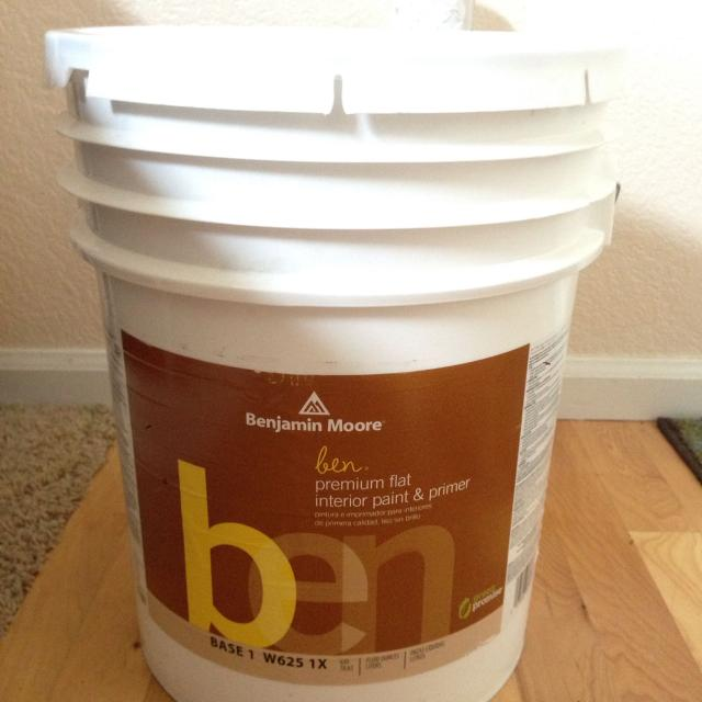 Interior Paint Cost: How Much Does A Gallon Of Benjamin Moore Interior Paint