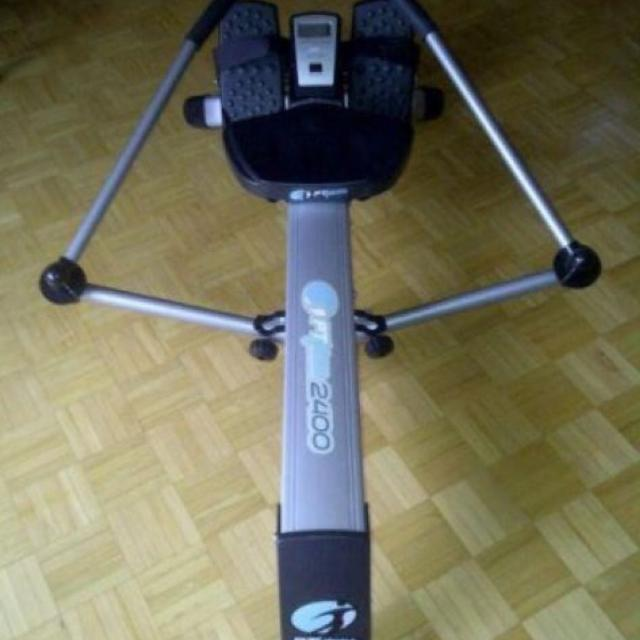 pt fitness 2400 rowing machine manual