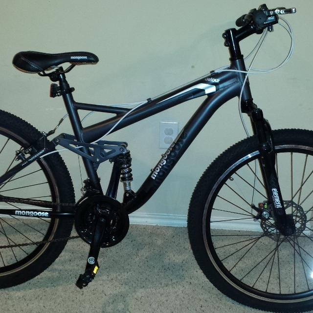 used mongoose bikes for sale