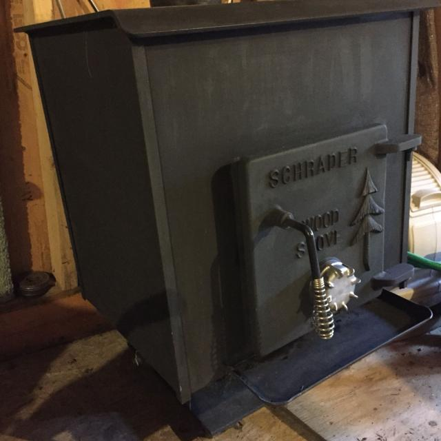 Find More Schrader Wood Stove For Sale At Up To 90 Off