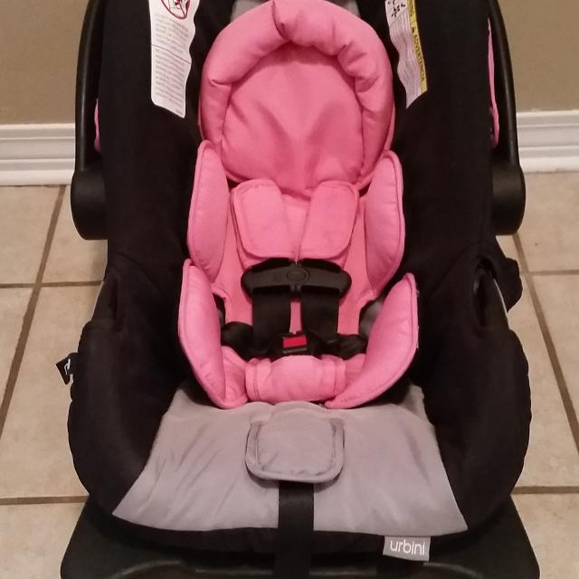 Urbini Petal Infant Carrier