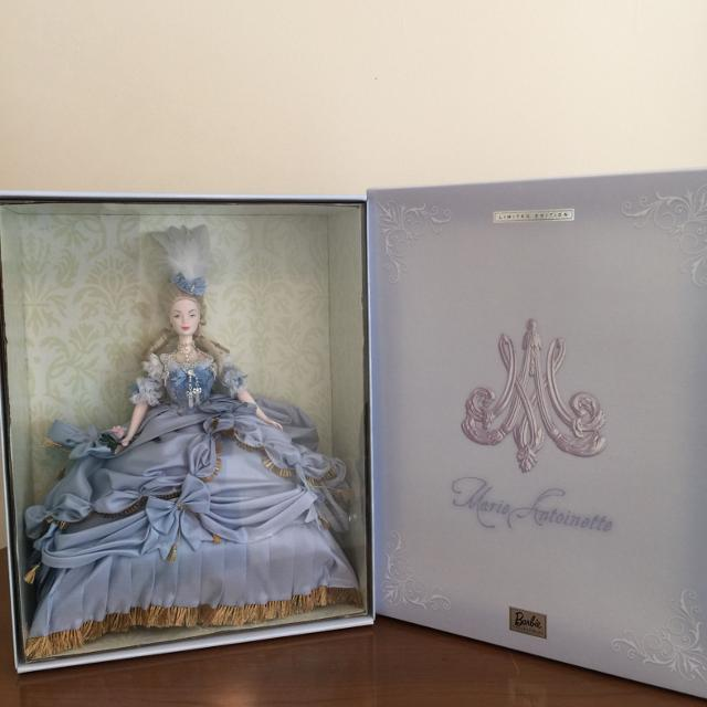 marie antoinette barbie doll limited edition - Barbie Marie