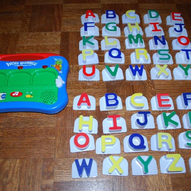 Find More Leapfrog Word Whammer Fridge Phonics For Sale At Up To 90 Off