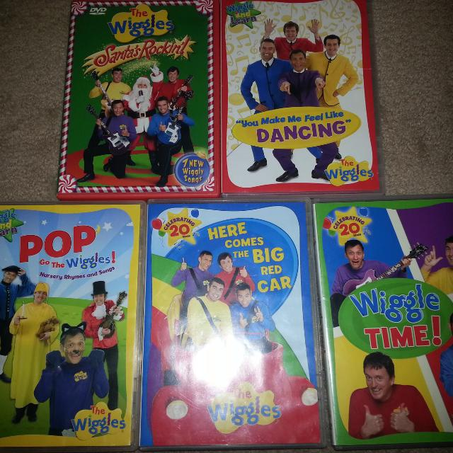 Find More The Wiggles Dvds For Sale At Up To 90% Off