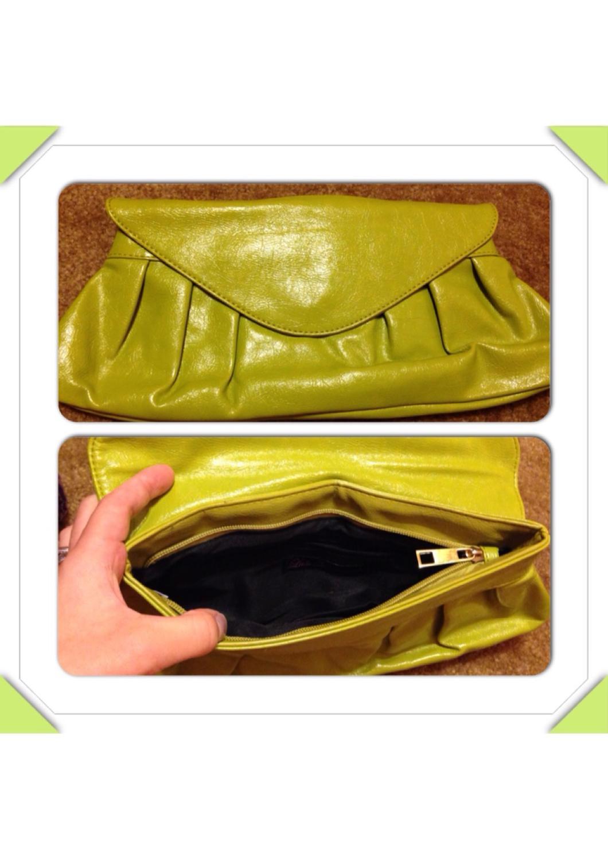 4a0f0a9d568fa Lime Handbag