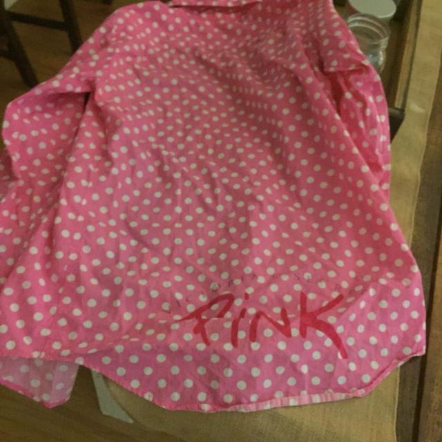 b83857648ec69 Victoria's Secret pink sleep shirt.