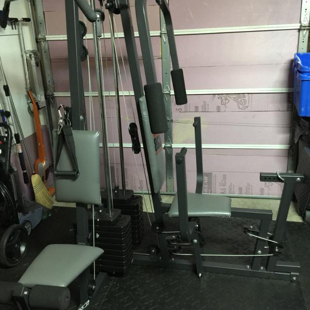 Weider 2980 Home Gym Exercises: Find More Dropped Price To $100.00 Weider 8630 Home Gym