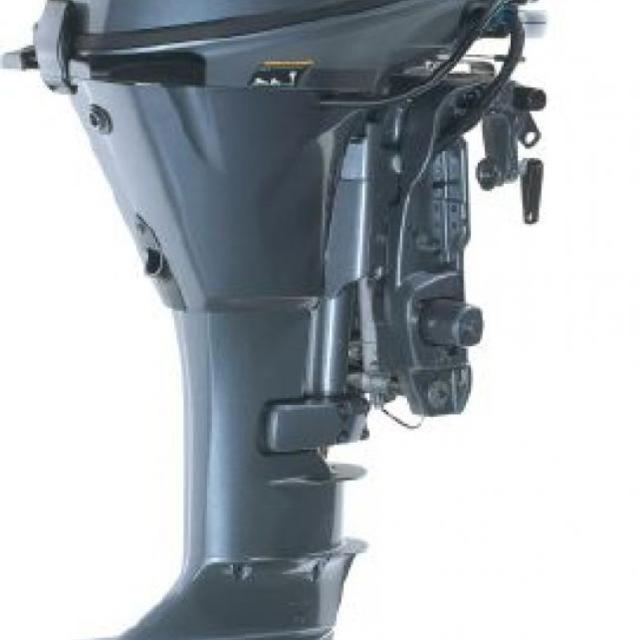 2007 Yamaha F20 PLHG 20 in  Shaft, Electric Start & Power Trim/Tilt