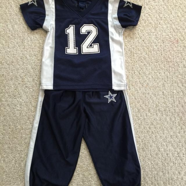 purchase cheap 95286 00cae 2T Dallas Cowboy jersey outfit