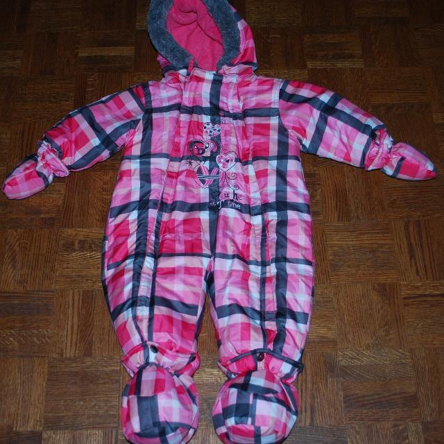 1182ba1b5 Best Peluche Et Tartine Snowsuit for sale in Dollard-Des Ormeaux ...